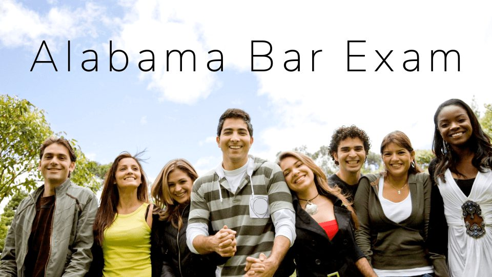 alabama bar exam