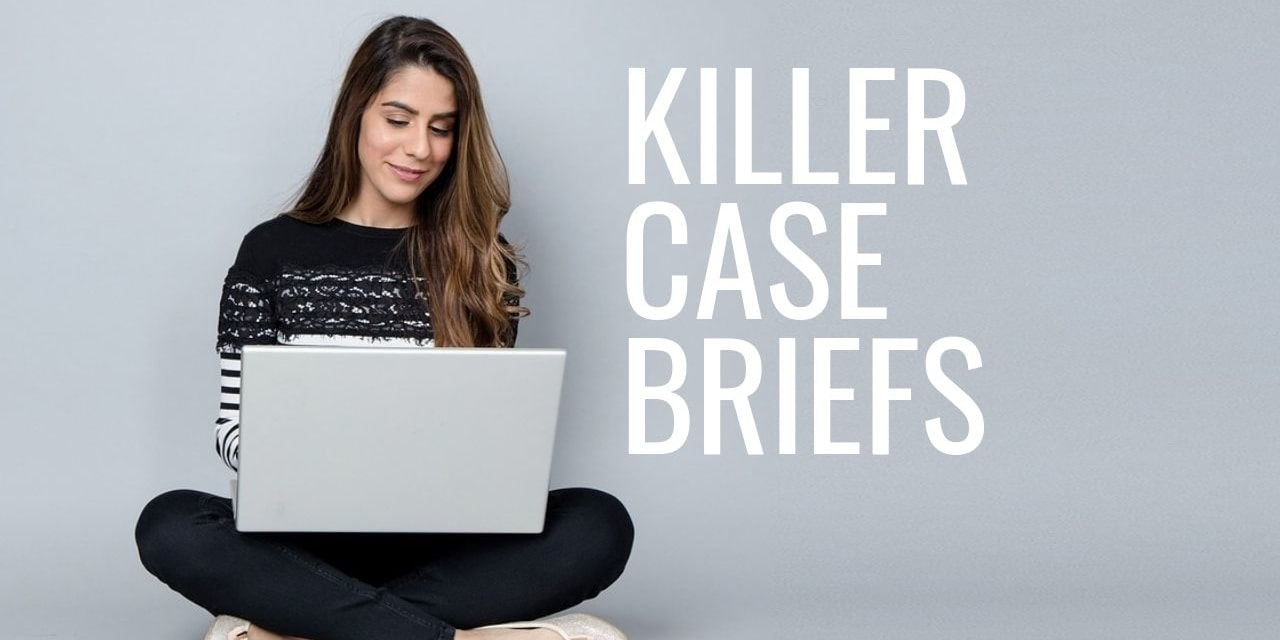 how to case brief