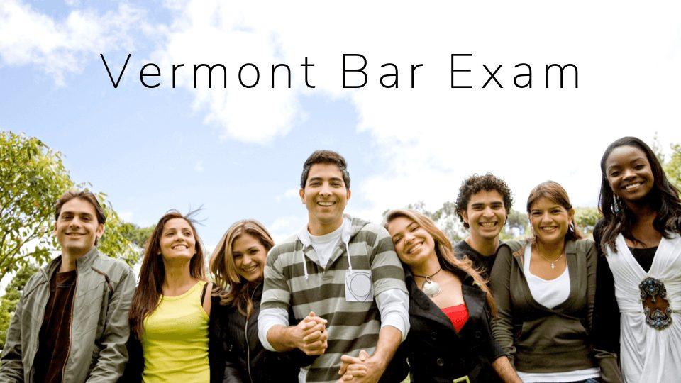 vermont bar exam
