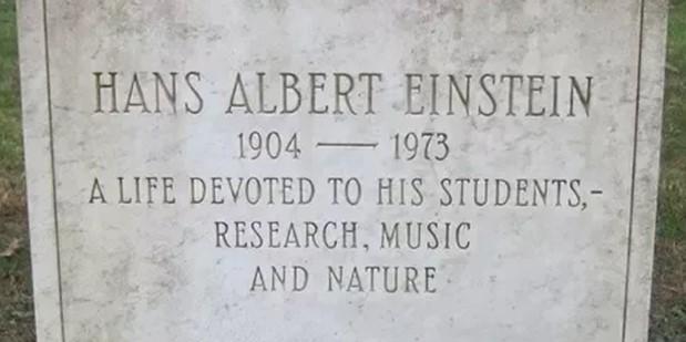 write your own epitaph einstein