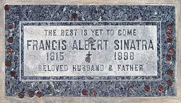 write your own epitaph sinatra